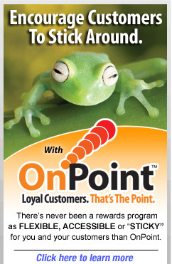 OnPoint: Loyalty Rewards Marketing Program